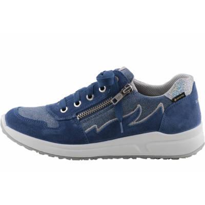 Kék-ezüst, vízálló, Gore-Tex, Superfit cipő