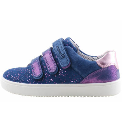Kék, rózsaszín csillogós, Superfit cipő