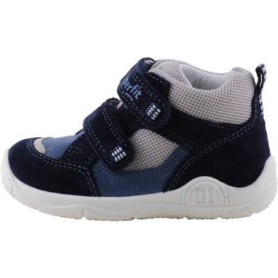 Kék-szürke, hajlékony talpú, Superfit cipő