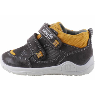 Szürke-mustár, kisfiú, Superfit cipő