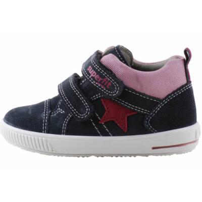 Szürke-lila, csillagos, Superfit cipő