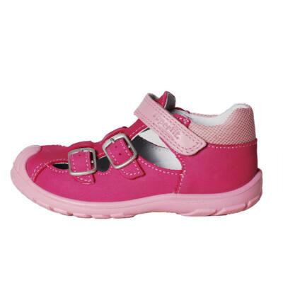 Superfit pink-rózsaszín 2 csat 1 tépőzáras szandálcipő