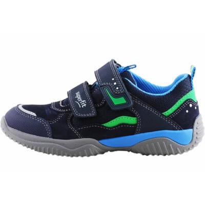 Sötétkék-zöld, Superfit edzőcipő