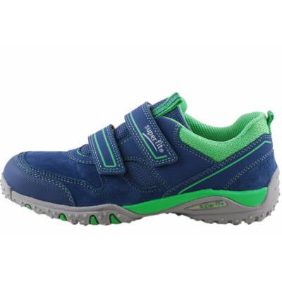 Superfit kék-neon edzőcipő