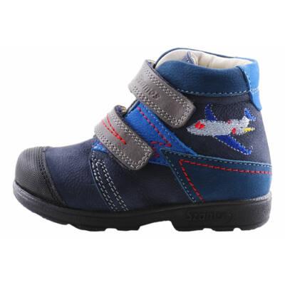 Kék, repülős, Szamos supinált cipő