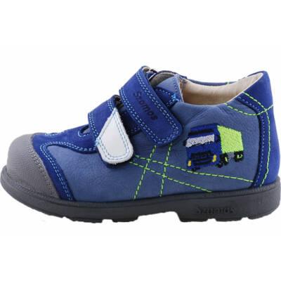 Kék, kamionos, Szamos supinált cipő