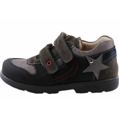 Szürke-fekete csillagos, Szamos supinált cipő
