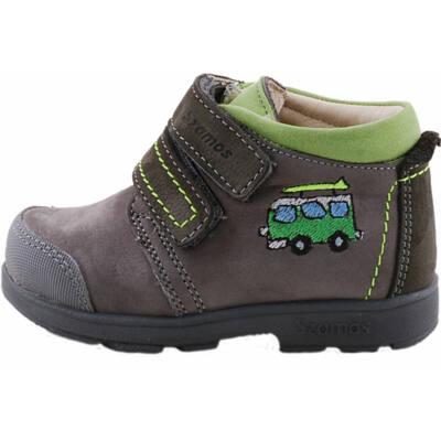 Szürke-zöld, BUSZ-os, Szamos supinált cipő