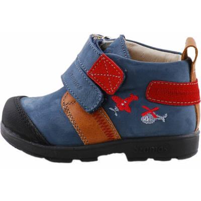 Kék, repülős, Szamos supinát cipő