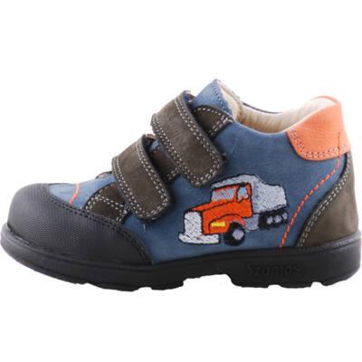 Kék-narancs, kamionos, Szamos supinát cipő