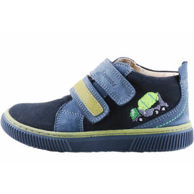 Kék-zöld, teherautós, Szamos cipő