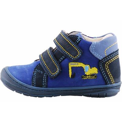 Kék, markolós, hajlékony talpú, Szamos cipő