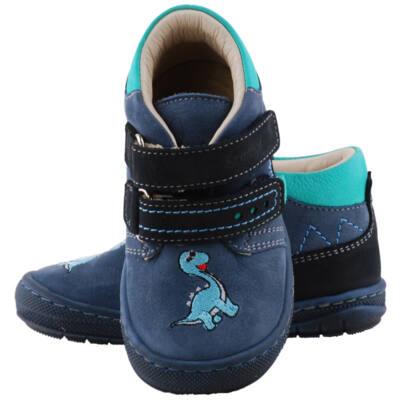 Kék-zöld dínós, Szamos első lépés gyerekcipő