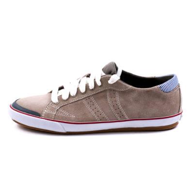 Tamaris bézs tornacipő