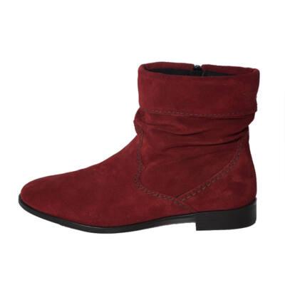 Tamaris piros bokacsizma - Levendula gyerekcipő 5228852513