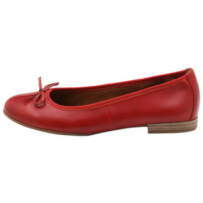 Piros, masnis Tamaris balerina