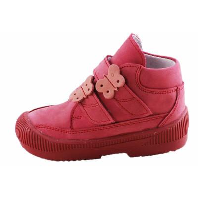 Rózsaszín, pillangós, Maus supinált cipő