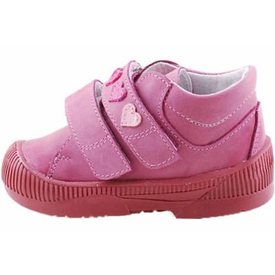 Mályva, szívecskés, Maus supinált cipő