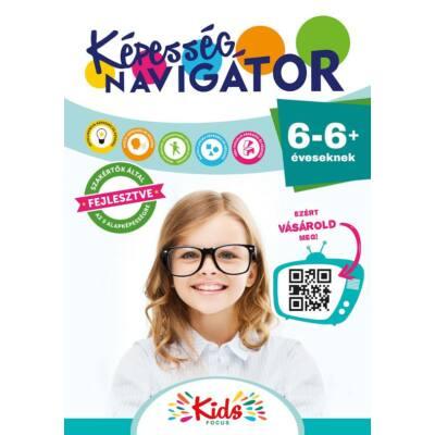 Képesség Navigátor 6-6+ éveseknek