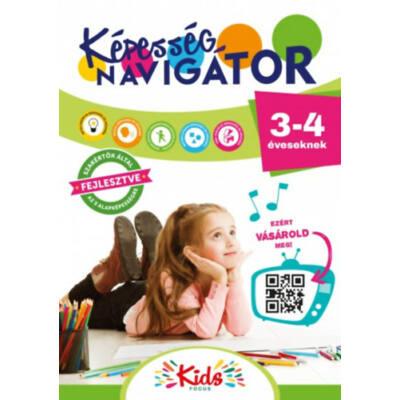 Képesség Navigátor 3-4 éveseknek
