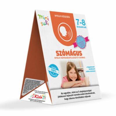 Szómágus – nyelvi képességfejlesztő csomag 7–8 éveseknek