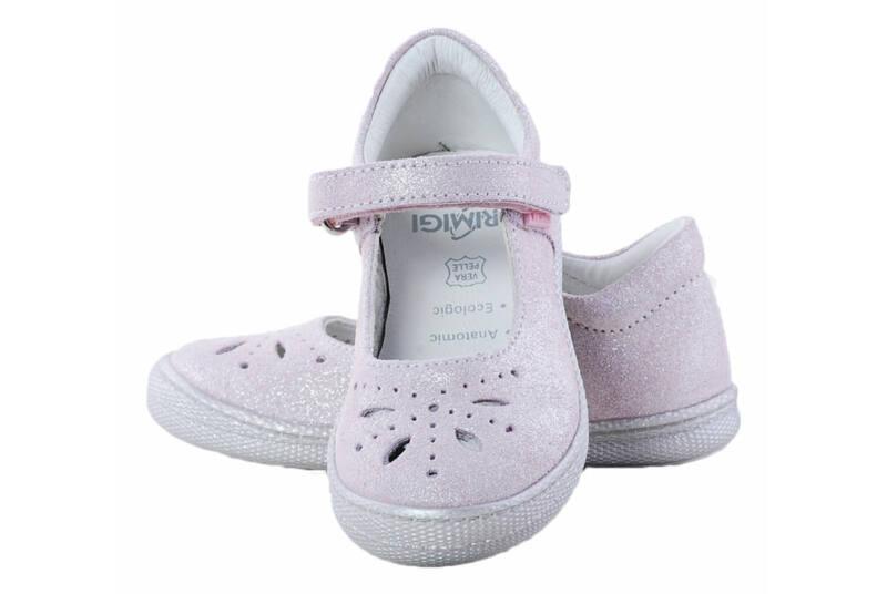 Rózsaszín csillogós Primigi pántos balerina - Levendula gyerekcipő 2c84f1a0be
