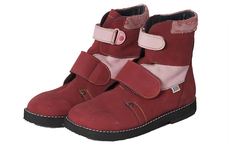 Supi+ lány bélelt cipő - Levendula gyerekcipő 637e846ec5
