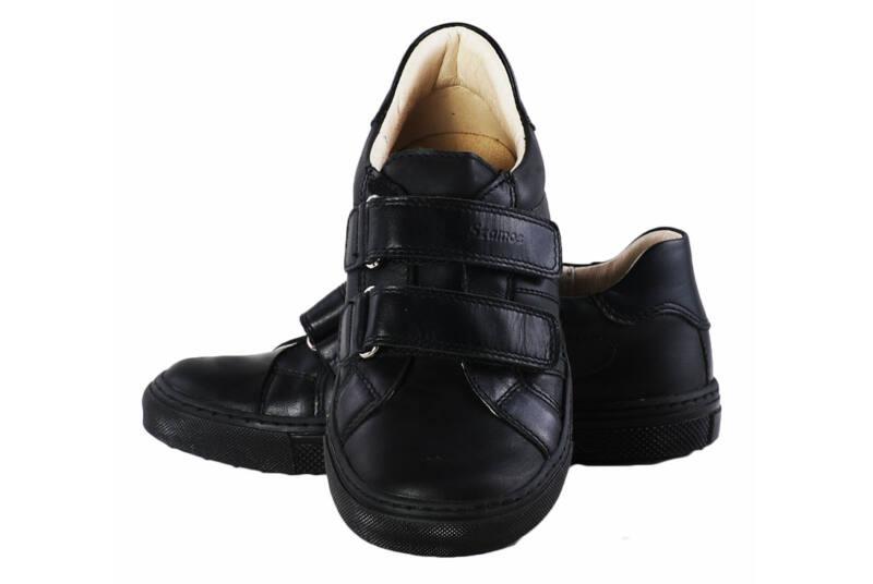 Asso fiú fekete átmeneti cipő