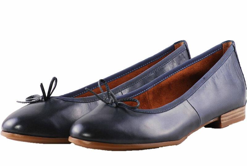 d669a36319 Tamaris kék masnis belerina - Levendula gyerekcipő webáruház